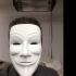 Anonymous Mask (Full Size) print image