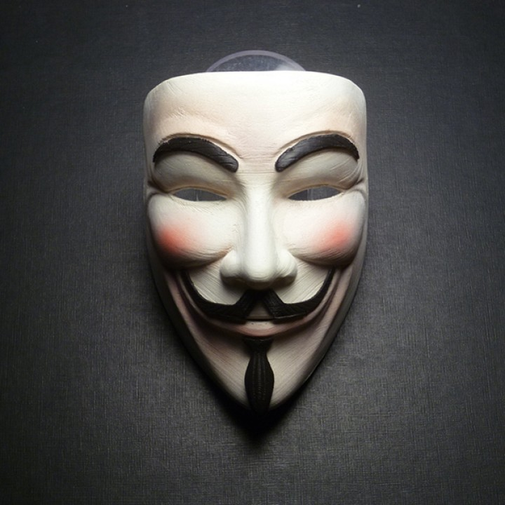 Anonymous Mask (Full Size)