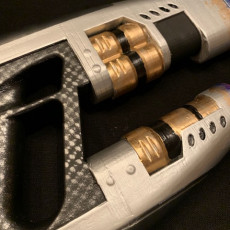 Picture of print of Star-lord's Element Guns from Guardians of the Galaxy Этот принт был загружен Mike Milner