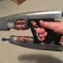 Star-lord's Element Guns from Guardians of the Galaxy print image