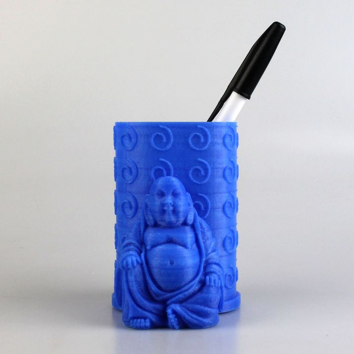 Buddha Pen Pot