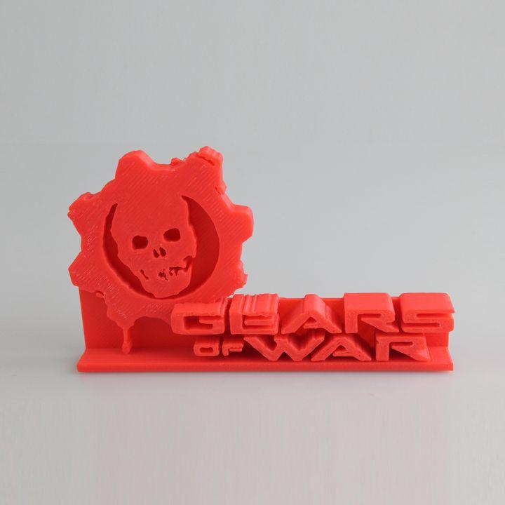Gears of War Title  Logo