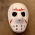 Jason Mask (Full Size) print image