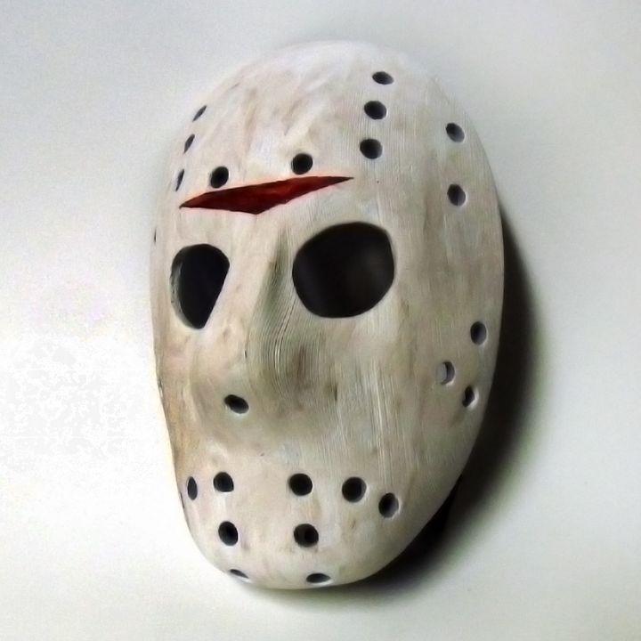 Jason Mask Full Size Image