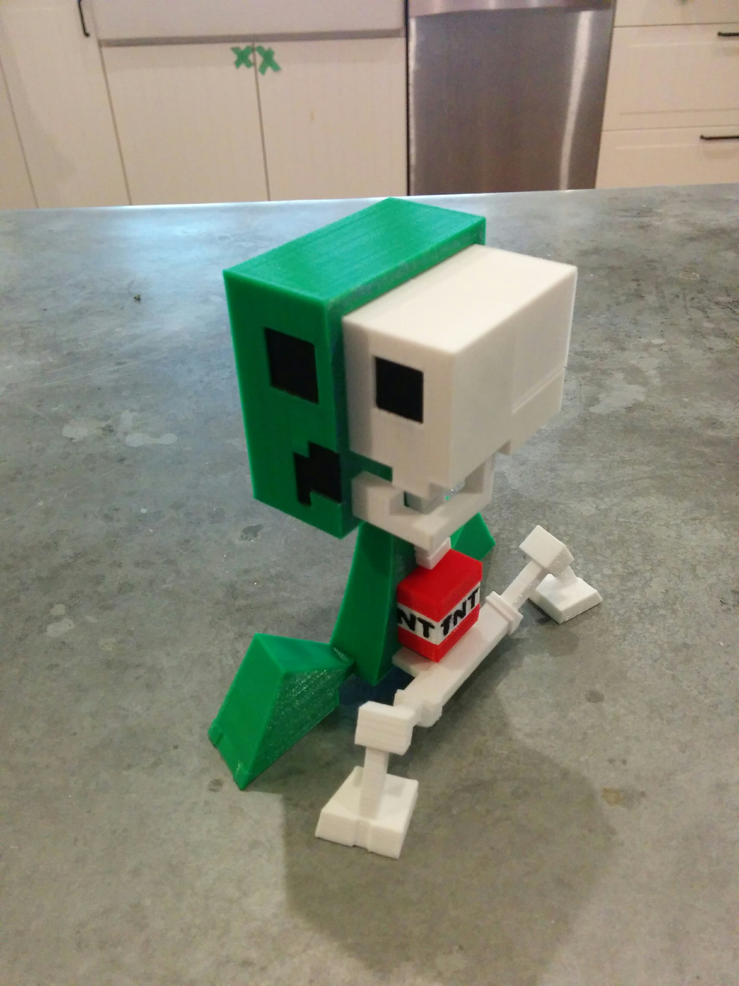 Download Creeper Anatomy From Minecraft Von Kirby Downey - Minecraft creeper spiele