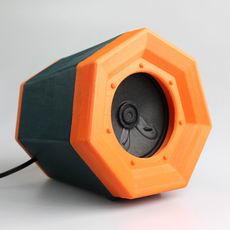 Hex Speaker (Mono)