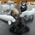 Bear Artifact Sculpture print image