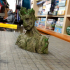 I am Groot Bust print image