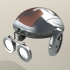 Annakin Skywalker- Pod Racer Helmet image