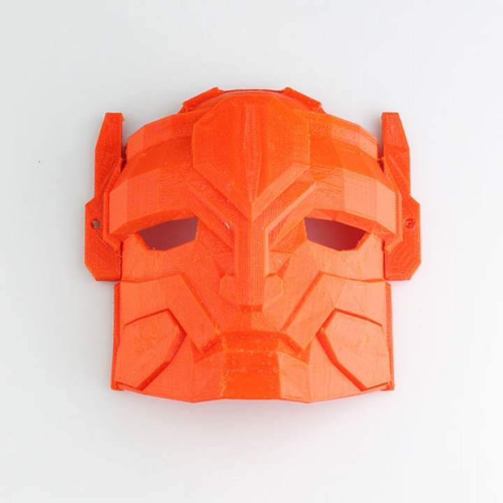 Brain Mask- Halloween Costume -Full Scale