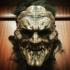 Demon Face Mask-Full Size print image