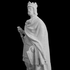 Charles Martel at the Palace of Versailles, France