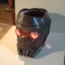 Picture of print of Guardians of the Galaxy: Star lord's Mask Version 2