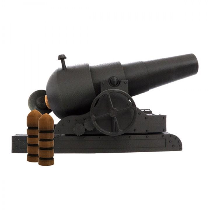 The Big Cannon - Les 500 Millions De La Begum
