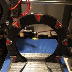Picture of print of Simple Stargate