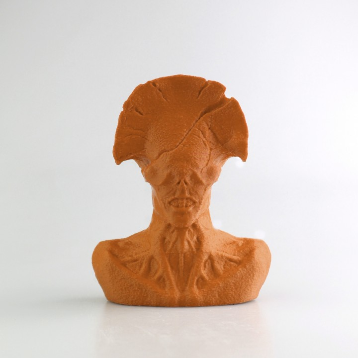 Angel of Death bust (from Hellboy 2)