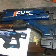 Picture of print of Destiny: Conduit F3 Fusion Rifle