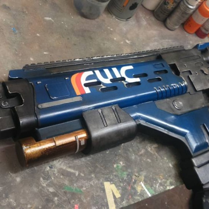 Picture of print of Destiny: Conduit F3 Fusion Rifle This print has been uploaded by Richard Hardwick