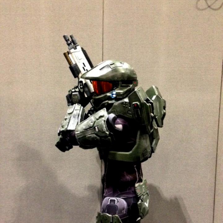 Destiny: Conduit F3 Fusion Rifle