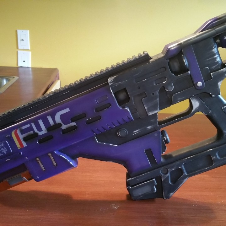 Picture of print of Destiny: Conduit F3 Fusion Rifle This print has been uploaded by Michael Pettingill
