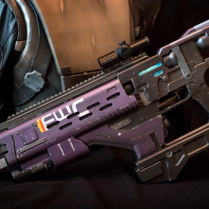 Picture of print of Destiny: Conduit F3 Fusion Rifle This print has been uploaded by EDV