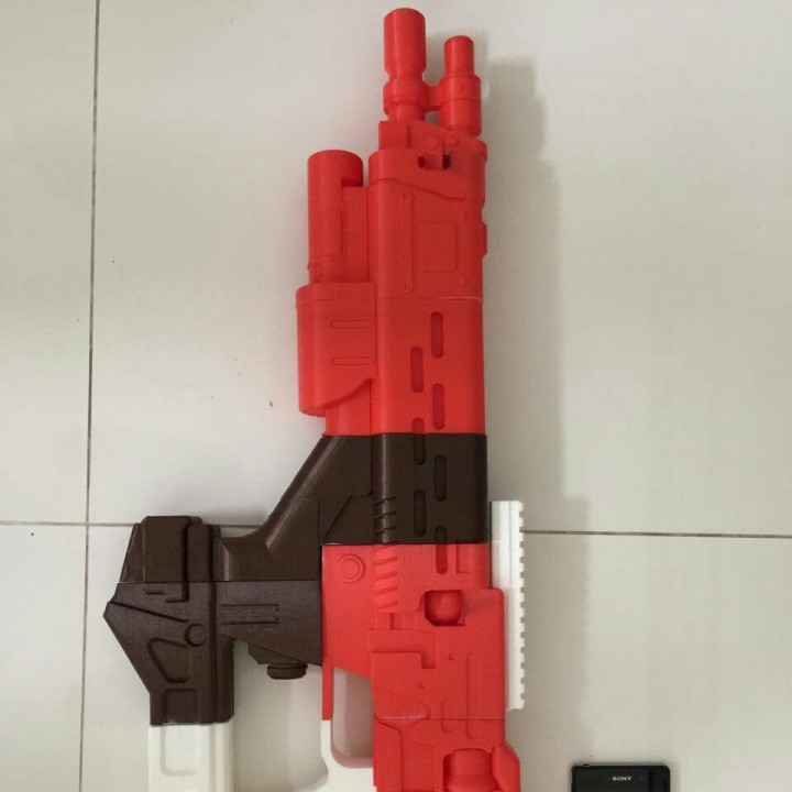 Picture of print of Destiny: Conduit F3 Fusion Rifle This print has been uploaded by Leo Nid