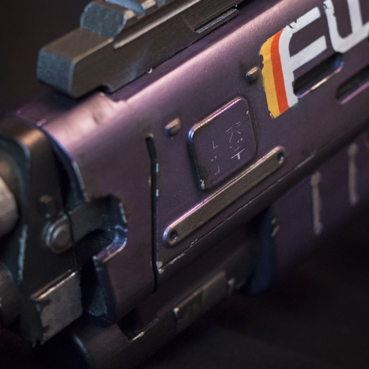 Picture of print of Destiny: Conduit F3 Fusion Rifle This print has been uploaded by Eric Newgard