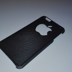 Picture of print of IPhone 6/6S plus golden cover