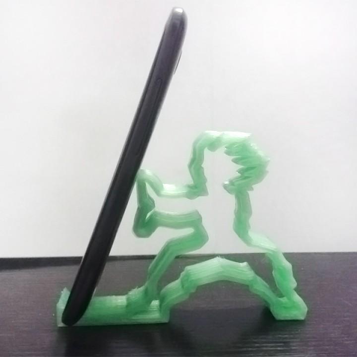 Goku Smartphone Holder