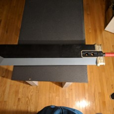 Picture of print of Buster Sword (Full Scale)