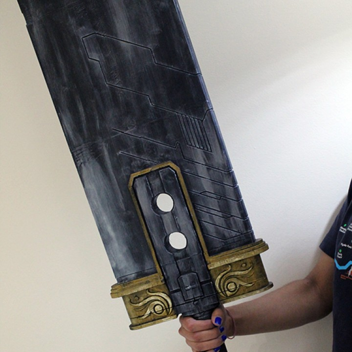 Buster Sword (Full Scale)