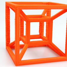 Hypercube/Tesseract