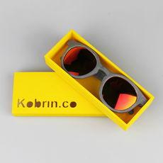 Kobrin Sliding Glasses Case