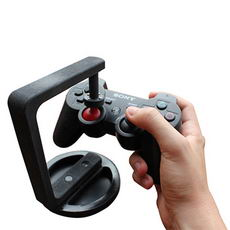 One handed PS3 controller