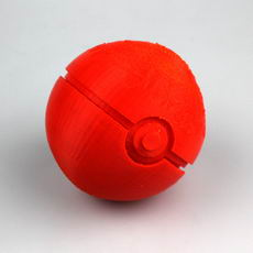Openable Pokeball