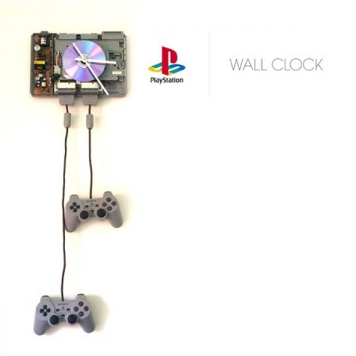 Playstation | Wall Clock