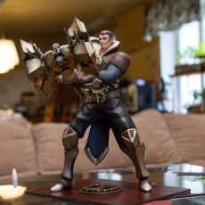 Picture of print of Jayce - League of Legends