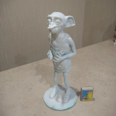 Picture of print of Dobby the Elf