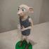 Dobby the Elf print image