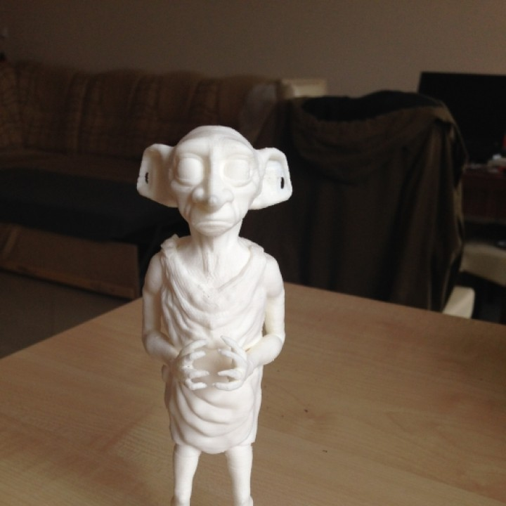 Picture of print of Dobby the Elf This print has been uploaded by Dániel