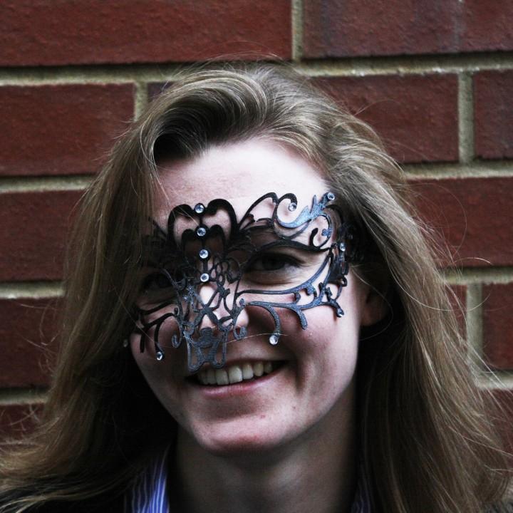 Masquerade Ball Mask
