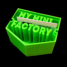 My Mini Factory Cardholder