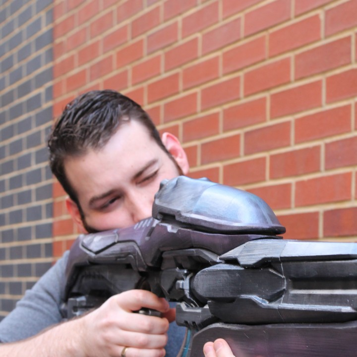 Halo Type-51 Carbine