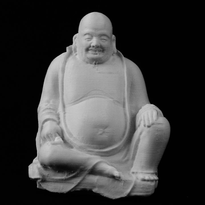 Henan Budai Buddha, British Museum