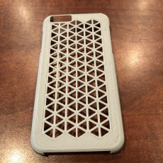 Picture of print of Triangles iphone 6/6S case Questa stampa è stata caricata da Sheldon Grant