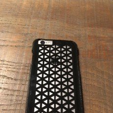 Picture of print of Triangles iphone 6/6S case