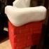Chimney Tissue Box Cover print image