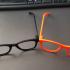 Okey Dokey Glasses Frame print image