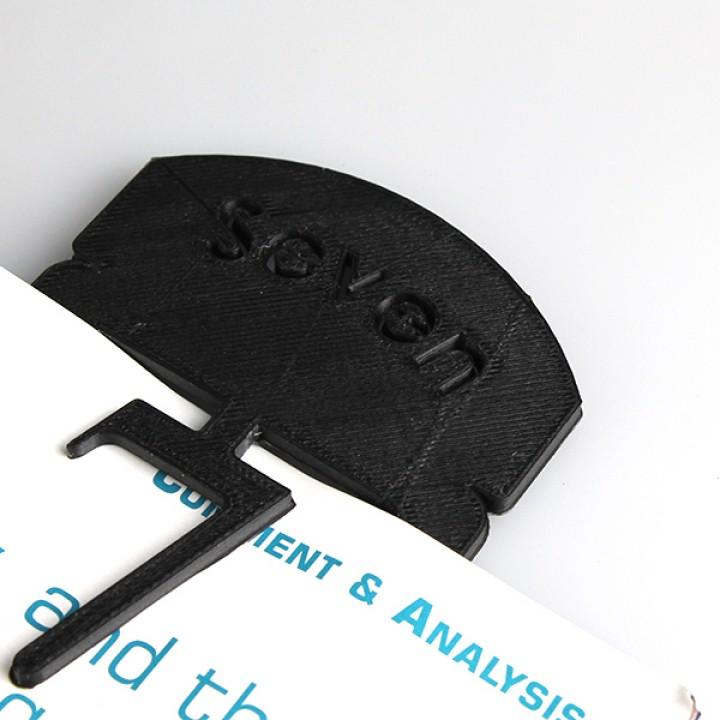 Bookmark- 7