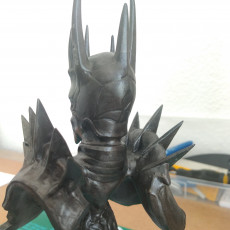 Picture of print of Sauron